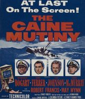 The Caine Mutiny movie poster (1954) picture MOV_04e9b7d4