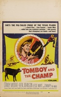 Tomboy and the Champ movie poster (1961) picture MOV_04f19587
