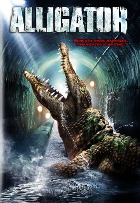 Alligator movie poster (1980) poster MOV_04f69c26