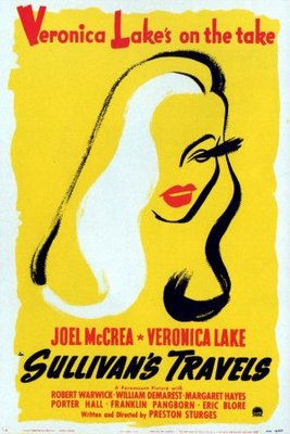 Sullivan's Travels movie poster (1941) poster MOV_04fa8f9c