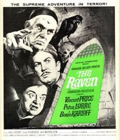 The Raven movie poster (1963) picture MOV_04faafdd
