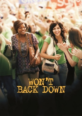 Won't Back Down movie poster (2012) poster MOV_0502fdd6
