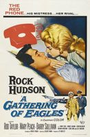 A Gathering of Eagles movie poster (1963) picture MOV_0506b50a