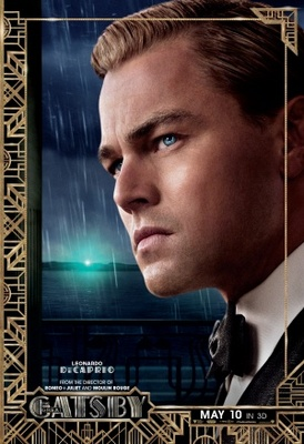 The Great Gatsby movie poster (2012) poster MOV_0517f008