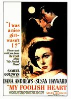 My Foolish Heart movie poster (1949) picture MOV_051a8854