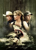 Swamp Shark movie poster (2011) picture MOV_a0f7560a