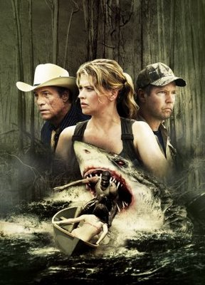 Swamp Shark movie poster (2011) poster MOV_051b7635