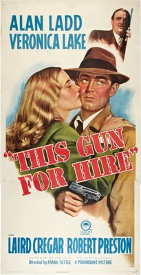 This Gun for Hire movie poster (1942) poster MOV_051e7e3d