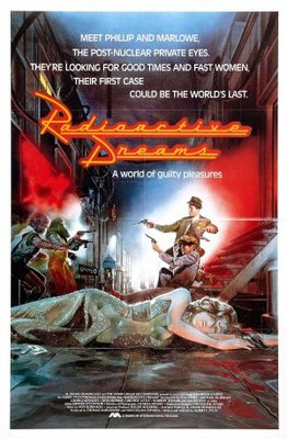 Radioactive Dreams movie poster (1985) poster MOV_05283e08