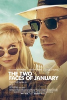 The Two Faces of January movie poster (2013) picture MOV_052b0a9f