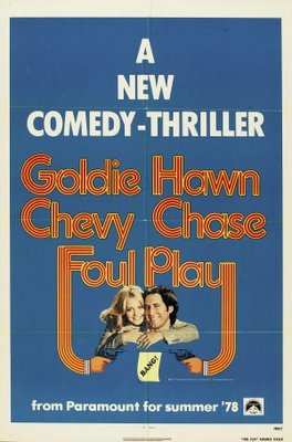 Foul Play movie poster (1978) poster MOV_052d40eb