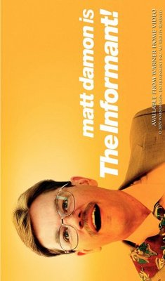 The Informant movie poster (2009) poster MOV_052db7b5