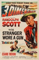 The Stranger Wore a Gun movie poster (1953) picture MOV_05301ada