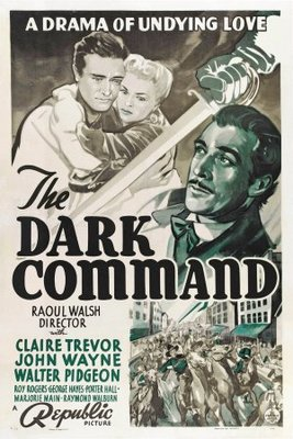 Dark Command movie poster (1940) poster MOV_05344f25