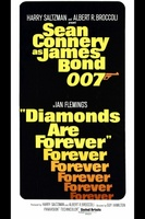 Diamonds Are Forever movie poster (1971) picture MOV_b73218a0