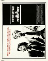 All the President's Men movie poster (1976) picture MOV_895a9368