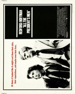 All the President's Men movie poster (1976) poster MOV_05424931