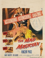 The Mad Magician movie poster (1954) picture MOV_05444a0f