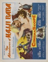 The Adventures of Hajji Baba movie poster (1954) picture MOV_05466a96