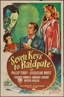 Seven Keys to Baldpate movie poster (1947) picture MOV_05472370