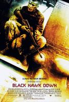 Black Hawk Down movie poster (2001) picture MOV_05492524