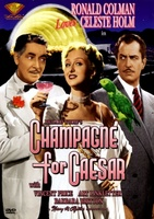 Champagne for Caesar movie poster (1950) picture MOV_054a4cfe