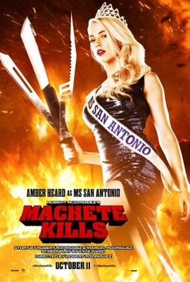 Machete Kills movie poster (2013) poster MOV_054a721c