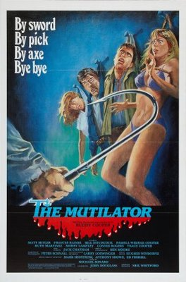 The Mutilator movie poster (1985) poster MOV_0552556a