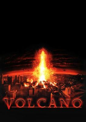 Volcano movie poster (1997) poster MOV_05554c3c