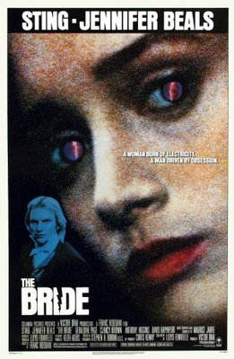 The Bride movie poster (1985) poster MOV_055d80ed
