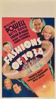 Fashions of 1934 movie poster (1934) picture MOV_05647581
