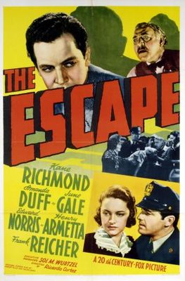 The Escape movie poster (1939) poster MOV_0566185e