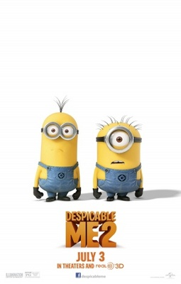 Despicable Me 2 movie poster (2013) poster MOV_05686cc7