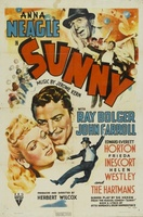Sunny movie poster (1941) picture MOV_056dcd33