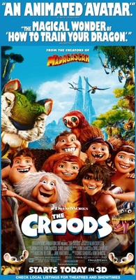 The Croods movie poster (2013) poster MOV_0570a286