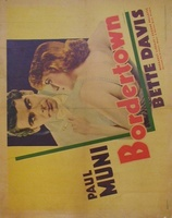 Bordertown movie poster (1935) picture MOV_0579097f
