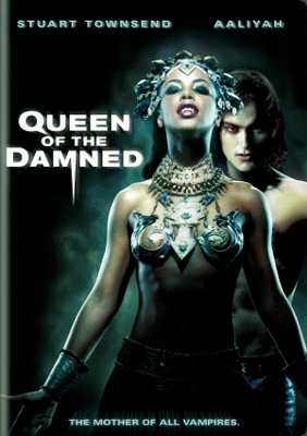 Queen Of The Damned movie poster (2002) poster MOV_057b4f7a