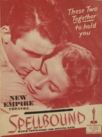 Spellbound movie poster (1945) picture MOV_057d7b0d
