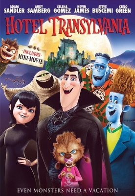 Hotel Transylvania movie poster (2012) poster MOV_0585dfd2