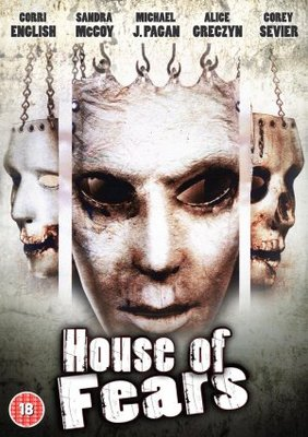 House of Fears movie poster (2007) poster MOV_058b4e60
