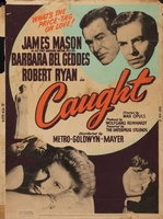 Caught movie poster (1949) picture MOV_05909be9
