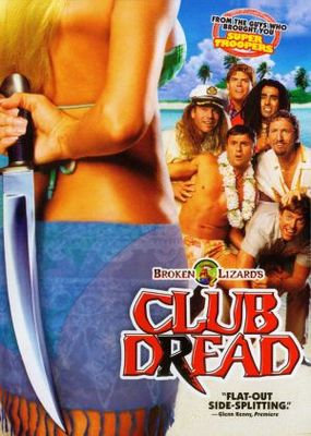 Club Dread movie poster (2004) poster MOV_05913073