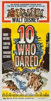 Ten Who Dared movie poster (1960) picture MOV_0593b7e5