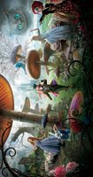 Alice in Wonderland movie poster (2010) picture MOV_0593f5c1