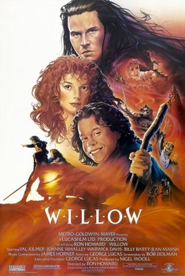 Willow movie poster (1988) poster MOV_05943220