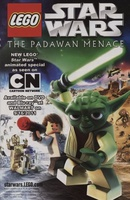 Lego Star Wars: The Padawan Menace movie poster (2011) picture MOV_059d51ea