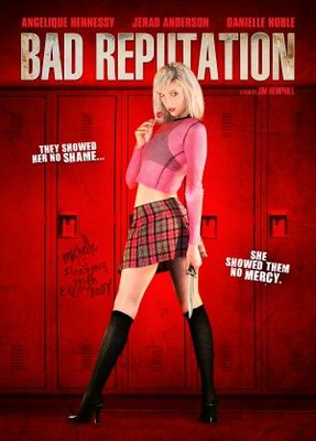Bad Reputation movie poster (2005) poster MOV_059e543d