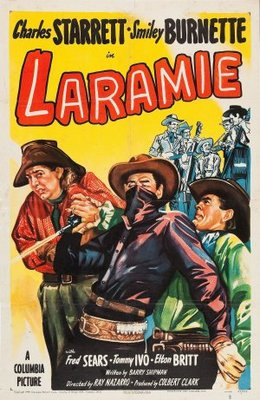 Laramie movie poster (1949) poster MOV_05a117c3