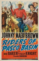 Riders of Pasco Basin movie poster (1940) picture MOV_05a43514