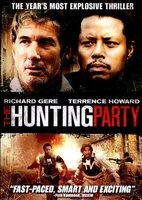 The Hunting Party movie poster (2007) picture MOV_528baaec